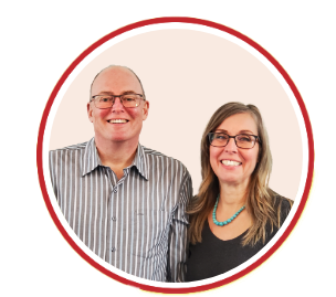 Drew and Susan, owners of Riverview Seniors Residence